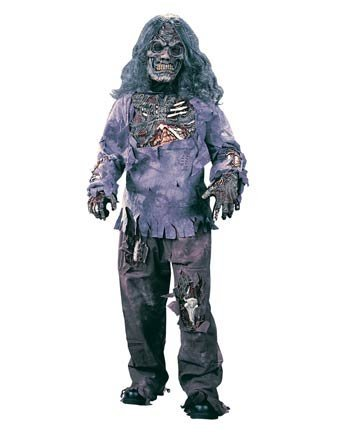 Fun World Complete Zombie Child Costume Medium (8-10)