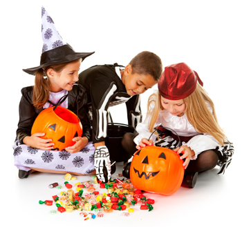 Kids Look Charming & Scary With Scary Halloween Costumes