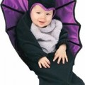 Wilton Baby-girls Newborn Bat Classic Halloween Costume