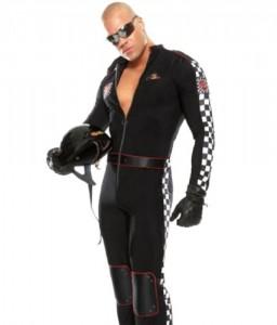 Sexy Racer Guy Costume