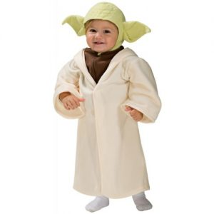 Star Wars Yoda Fleece Toddler Costume - Toddler - Kid's Costumes