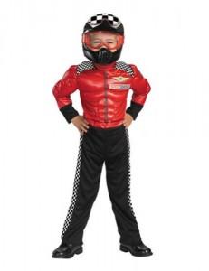 Turbo Racer Toddler Costume 2T - Toddler Halloween Costume