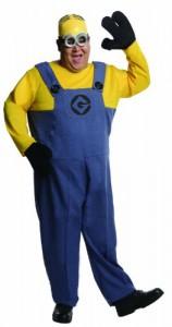 Rubie's Costume Plus-Size Despicable Me 2 Dave Minion, Multicolor, Plus Costume