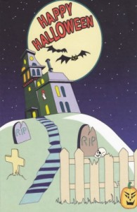 Halloween-Costume-Zone.com - Assorted Halloween Greeting Cards 30 Pack