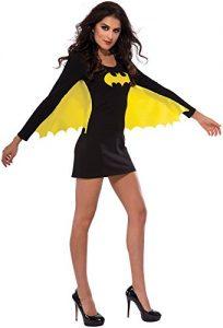 Rubie's Costume Co Women's DC Superheroes Batgirl Wing Dress, Multi, Small