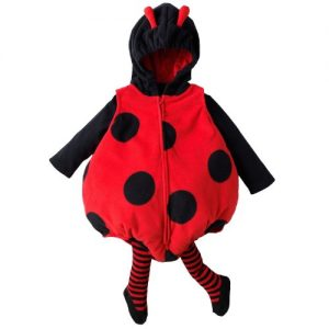 Carter's Girls Sizes 3-24 Months Lady Bug Bubble Costume (24M)