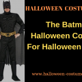 The Batman Halloween Costume For Halloween Parties