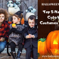 Top 5 Not Scary, But Cute Halloween Costumes For Your Kids