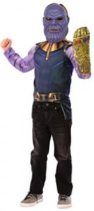Imagine by Rubie's Boys Child's Thanos Infinity Gauntlet Set Costume, As Shown, Small