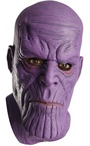 Rubie's Adult Marvel Avengers: Infinity War Deluxe Latex Thanos Mask