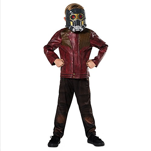 Marvel Star-Lord Costume for Kids – Guardians of The Galaxy Vol. 2 Size 7/8