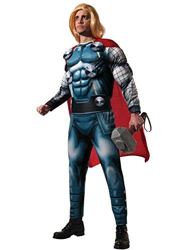 Rubie's Men's Marvel Classic Adult Deluxe Thor Costume