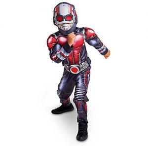 Disney Store Deluxe Ant Man Antman Light Up Costume Kids