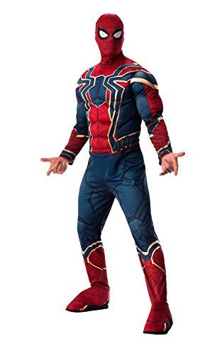 Rubie's Men's Marvel Avengers Infinity War Iron Spider-Man-Man Deluxe Costume, X-Large