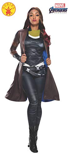Rubie's Adult Jacket Marvel: Avengers Endgame Deluxe Gamora Coat Costume