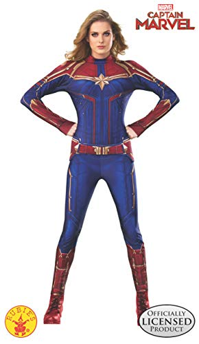 Rubie's Women's Captain Marvel Hero Suit