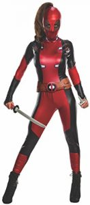 Secret Wishes Marvel Deadpool Women's Costume
