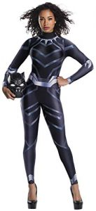 Rubie's Women's Marvel Classic Black Panther Costume